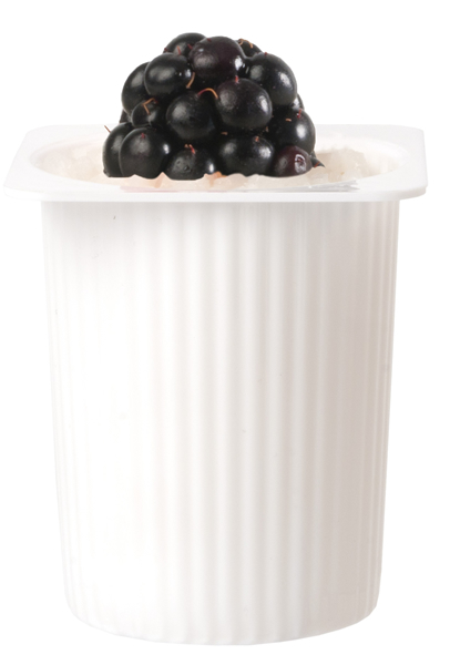 MINI VASETTO YOGURT DA 6 CL BIANCO
