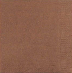 TOVAGLIOLINO CACAO PER COCKTAIL IN CARTA MONOUSO 20x20 CM