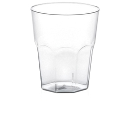 BICCHIERE IN PLASTICA DA COCKTAIL 350ML